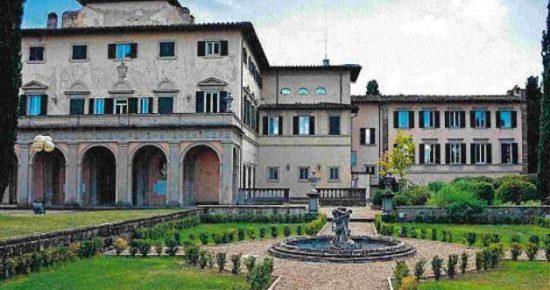 Villa storica dell'Ombrellino