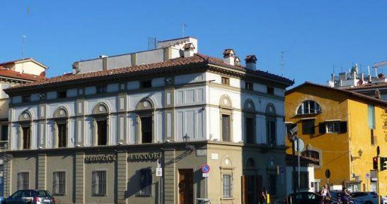 FIRENZE  centro Zona Ponte Vecchio