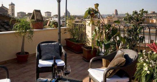 HORM01 - HOTEL 5 Stelle Roma