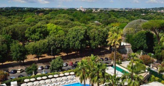 HORM03 - HOTEL 5 Stelle Roma